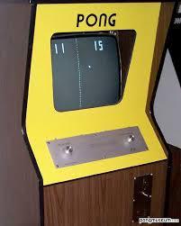La histórica máquina de Pong