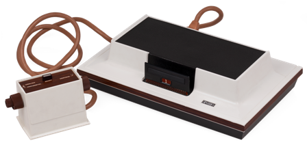 Primera consola de videojuegos de la historia