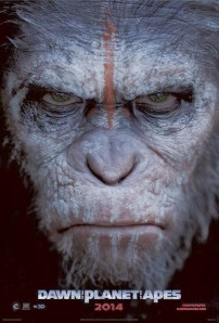 Dawn of the Planet of the Apes Poster (1)