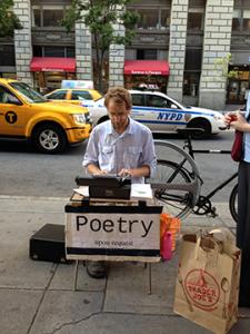 oficina de un poeta